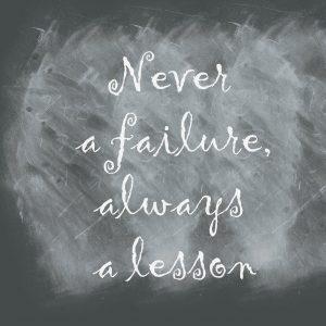 a kudarc láthatatlan okai